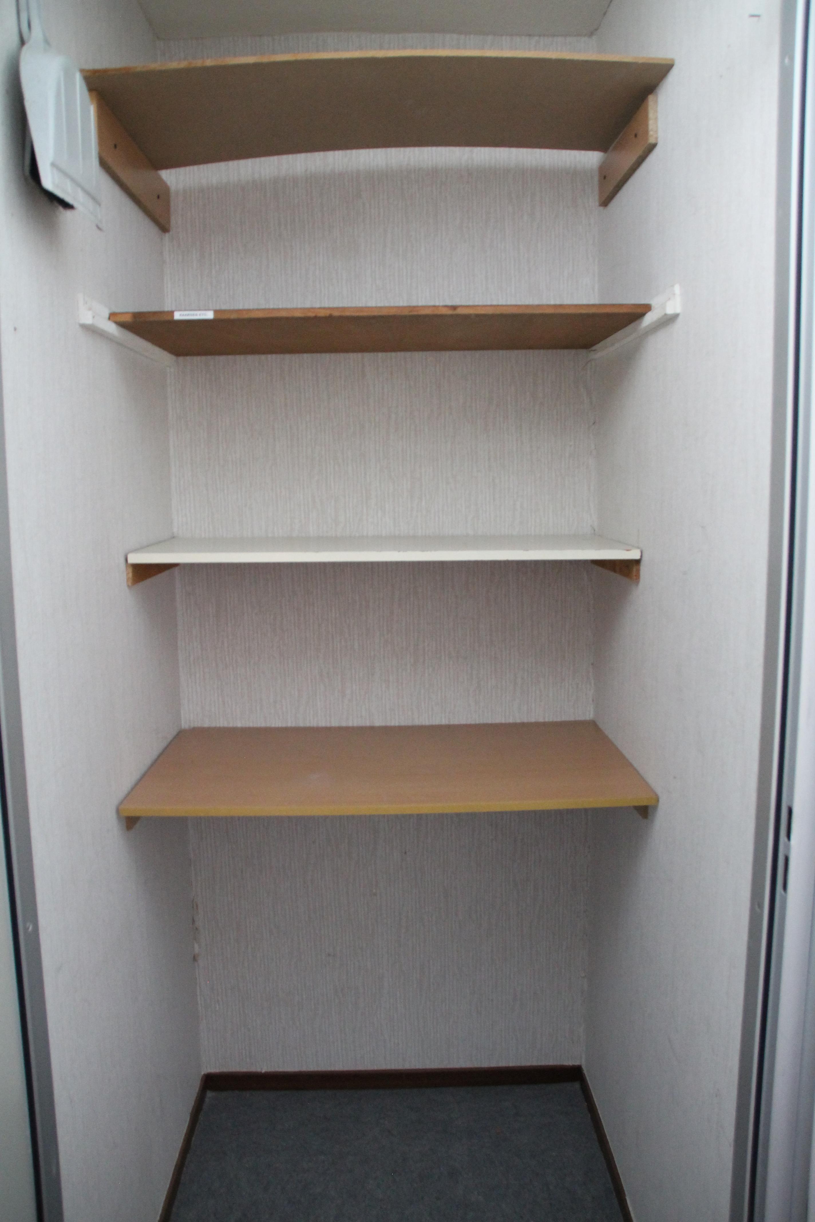 Een voorraadkast maken - Planken maken in een kast ...
